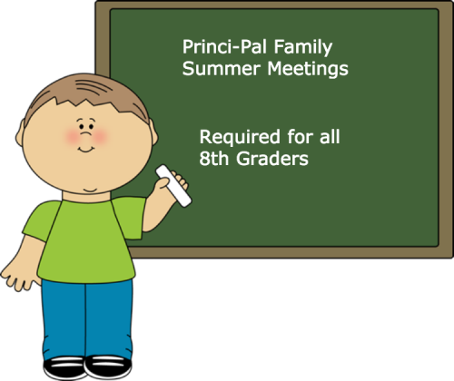 PrinciPal Meetings