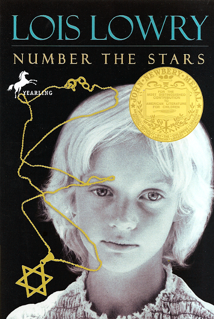 number the stars book cover  u2013 o a  thorp scholastic academy