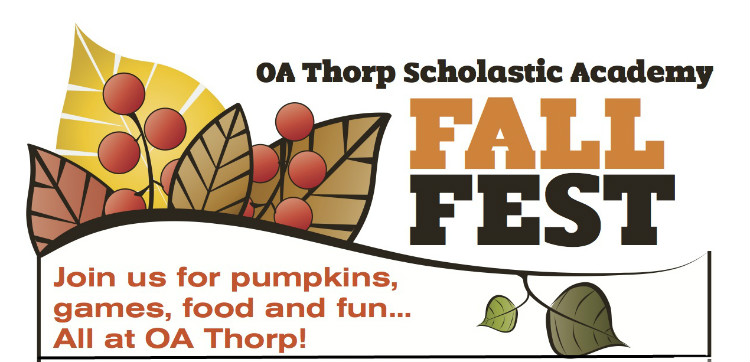 O.A. Thorp Fall Fest