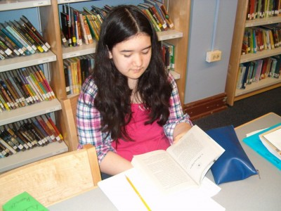 2014 Library Students & Battle of Books 069