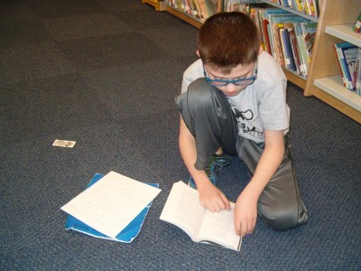 2014 Library Students & Battle of Books 071