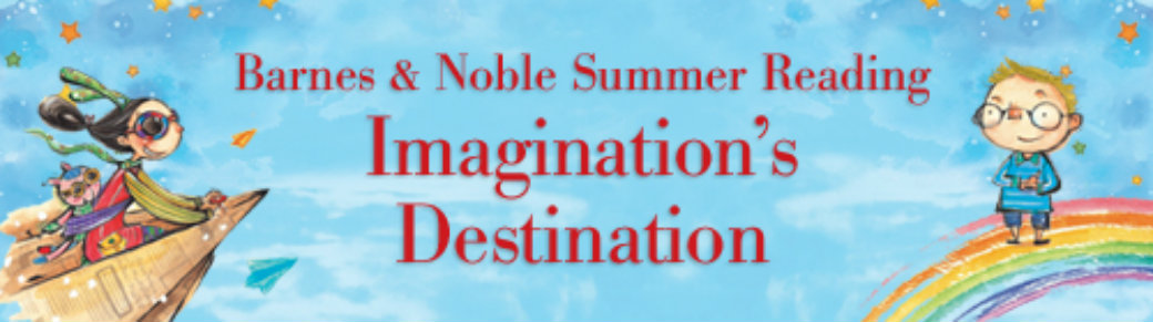 Barnes & Noble Summer Reading Program 2014