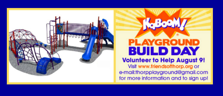 Help Build Our Playground!
