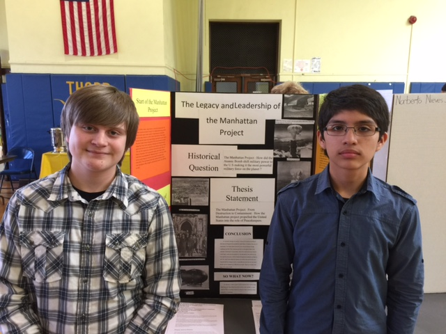 Thorp History Fair