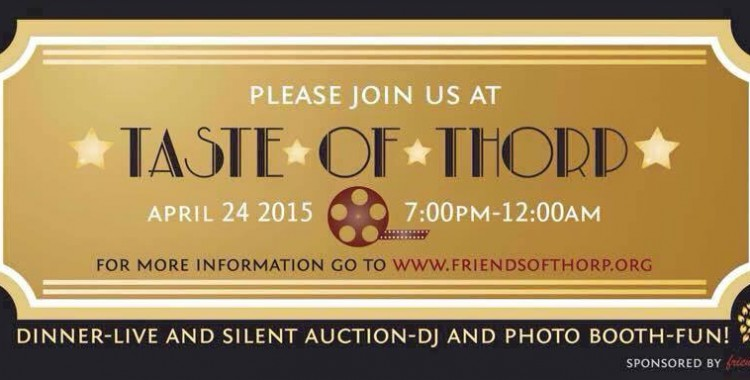 Purchase your Taste of Thorp tickets now!