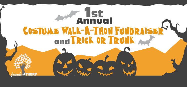 Thorp Costume Walk-a-thon