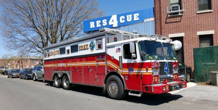 Remembering 9/11 With Rescue 4