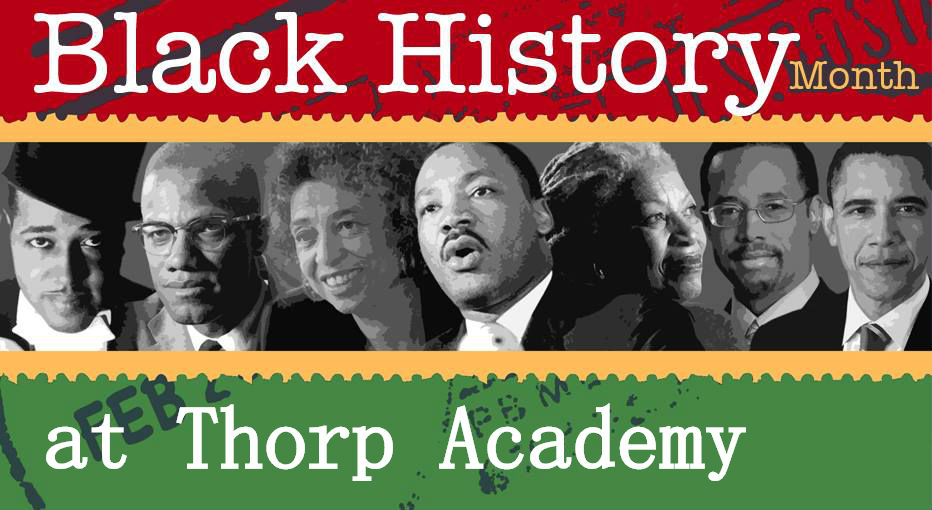 Thorp Celebrates Black History Month