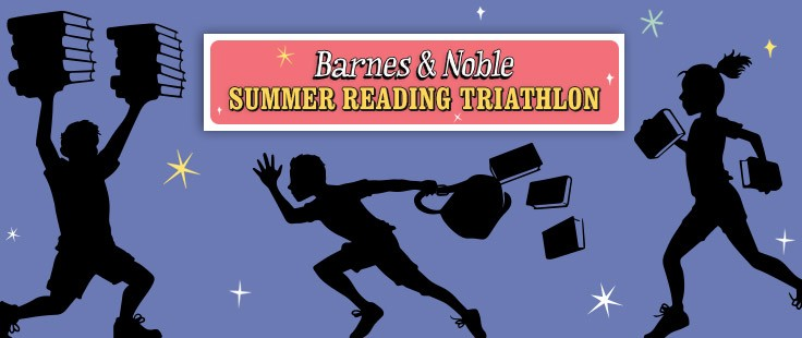 BARNES & NOBLE SUMMER READING PROGRAM: Kids Earn A Free Book!