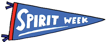 SPIRIT WEEK December 19th – 23rd