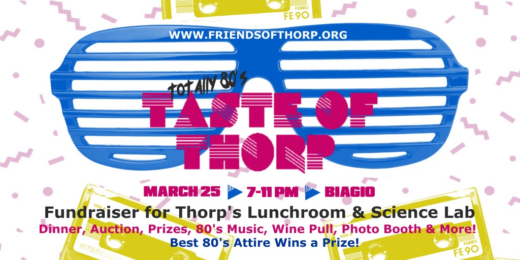 Taste Of Thorp Tickets Are On Sale