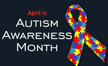 Autism Walk Friday, April 26th